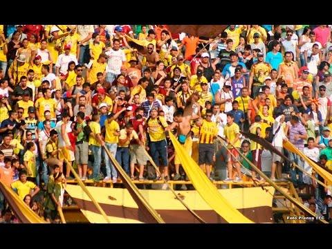 Así vivió la Hinchada el Trujillanos FC vs River Plate / Copa Libertadores 2016 | TrujillanosTV - Tribu Guerrera - Trujillanos - Venezuela - América del Sur