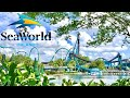 SeaWorld Orlando Vlog 6th October 2017
