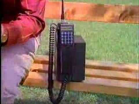 Collection - Cell Phones in the 90s