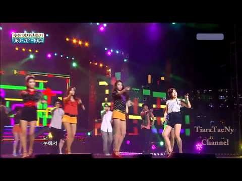 T-ara Roly Poly (Rock Version)