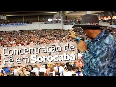 Concentração de Fé em Sorocaba-SP com o Apóstolo Valdemiro Santiago (16.04.2016) - IMPDRJ