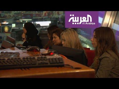 العرب اليوم - شاهد: فريق صباح العربية النسائي يُحيي المرأة في يومها
