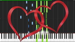 Video My Heart Will Go On - Titanic [Piano Tutorial] (Synthesia) MP3, 3GP, MP4, WEBM, AVI, FLV Maret 2018