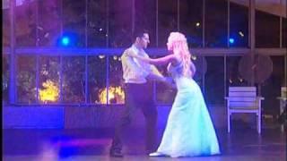 Surprising riverdance wedding dance