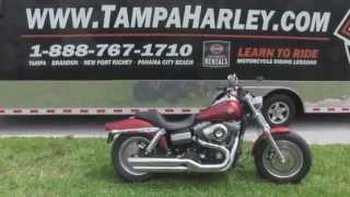 9. 2008 Harley-Davidson Dyna