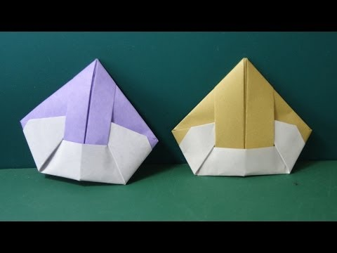 Easy Tutorial - 020 -- Mitre (Hat)