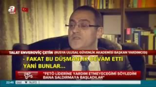 Talat Envoroviç'den şok açıklamalar 'FETÖ lideri Özbek...