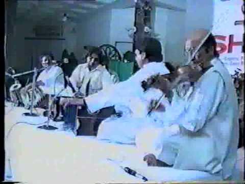 Ishtiaq Bashir s/o ustad bashir ahmed khan by sawan aya tun nhi aye