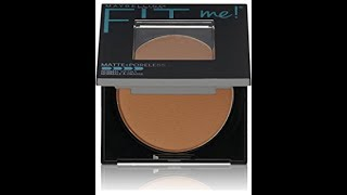 I am really glad that finally darker makeup shades are being brought to drugstore. I am glad that they are finally listening to why multiculturalism is important in makeup. Products shown:L.A Girl Pro Concealer in orange correcter and toffeeAvon Solutions dramatic firming creamELF mascara primerMaybelline Fit Me matte foundation in deep bronze