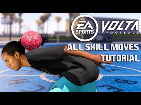 FIFA 21 ALL VOLTA SKILLS TUTORIAL! (Playstation and Xbox)