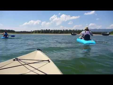 Video of us testing out our new yaks!