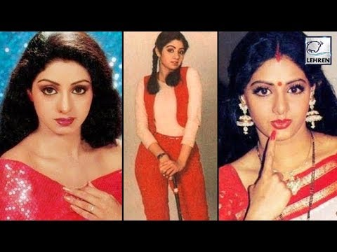 Sridevi's Unseen Classic And Glamorous Pictures |