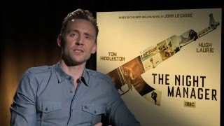 Tom Hiddleston dishes mysterious role in AMC limited series
