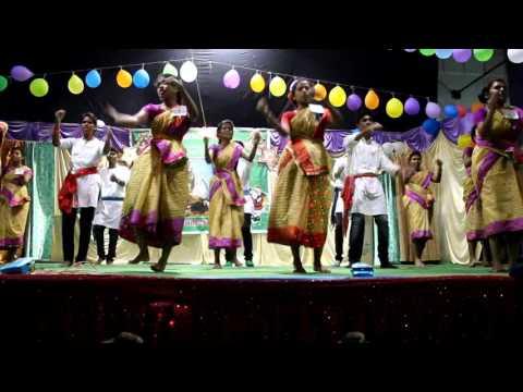 Video christmas gathering dance by united nagpuri dancers ,ukkunagaram,visakhapatnam download in MP3, 3GP, MP4, WEBM, AVI, FLV January 2017