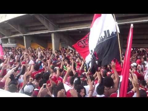 LOS DEMONIOS ROJOS | Caracas FC vs Tachira 24-11-13 | TA2013 | 2/2 - Los Demonios Rojos - Caracas