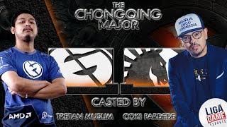 Video Tretan Muslim & Coki ngecastin game Evil Geniuses + Liquid di ChongQing Major MP3, 3GP, MP4, WEBM, AVI, FLV Februari 2019