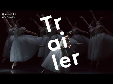 Giselle - Trailer - Ballett Zürich