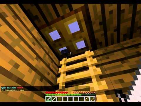 Необычное явление в Minecraft