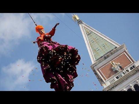 Μαγεύει και φέτος το Καρναβάλι της Βενετίας