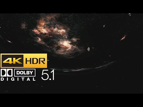 Interstellar - Wormhole Scene (HDR - 4K - 5.1)