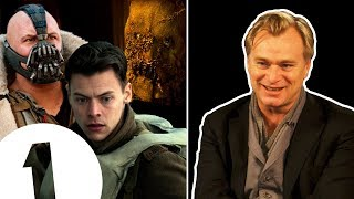 Video Christopher Nolan on casting Harry Styles, In Nolan We Trust and masking Tom Hardy & Cillian Murphy MP3, 3GP, MP4, WEBM, AVI, FLV Desember 2018