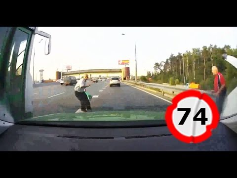 Car Crash Compilation # 74 || �������� ��� � ������ ���� 2014