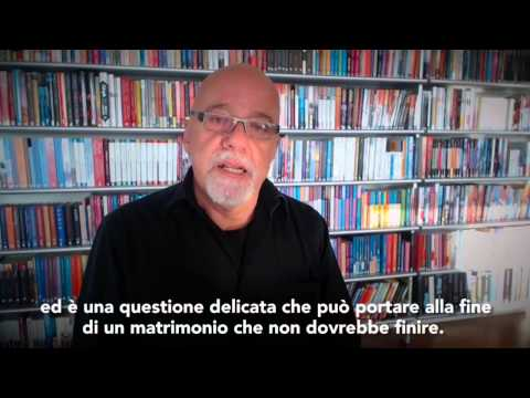 """Paulo Coelho presenta il suo nuovo romanzo """"Adulterio"""""""