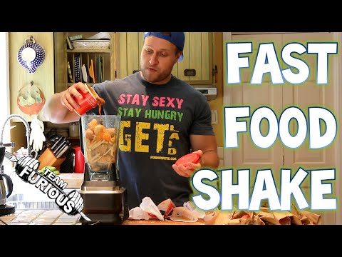 WATCH: Ultimate Fast Food Shake