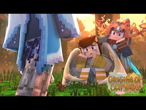 Minecraft Origins of Olympus - BREAKING UP WITH JAKEY! #1 (Minecraft Percy Jackson Roleplay)