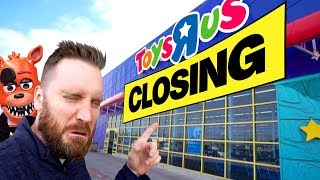 Video Toys R Us is Closing! Toy Shopping for Ben 10, Games, Black Panther & More! MP3, 3GP, MP4, WEBM, AVI, FLV Juni 2018
