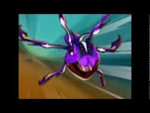 Babosas, - el video que dise mecafonicas no es el real de las babosas super poderosas es metamorfosis.