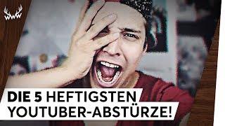Video DIE 5 HEFTIGSTEN YOUTUBER-ABSTÜRZE! | TOP 5 MP3, 3GP, MP4, WEBM, AVI, FLV Agustus 2018