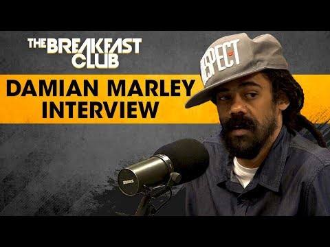 Damian Marley On Showing Jay-Z Around Jamaica, Investing In Dispensaries, New Music & More