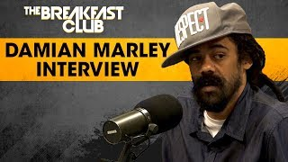 Video Damian Marley On Showing Jay-Z Around Jamaica, Investing In Dispensaries, New Music & More MP3, 3GP, MP4, WEBM, AVI, FLV Mei 2018