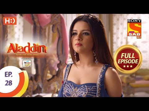 Aladdin  - Ep 28 - Full Episode - 27th September, 2018