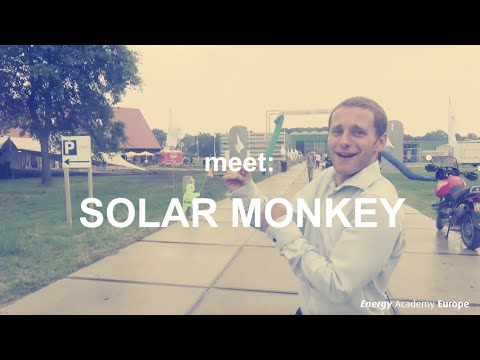 Energy Startup | Solar Monkey - How to become a succesful entrepreneur