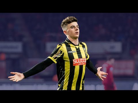 Mason Mount | Goals, Skills & Assists | 2017/18 | Vitesse (видео)