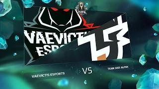 VS vs JSA - Неделя 3 День 1 / LCL