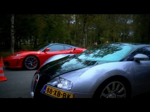 Exotic Cars Racing on Special Stage!! - FHR 2012 - 1080p HD