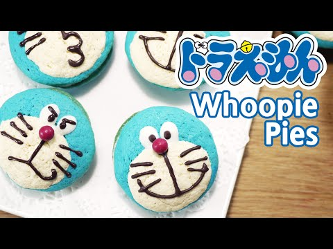 'Doraemon' whoopie pies - Sweet The MI