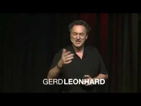 What Makes Us Successful - by futurist Gerd Leonhard