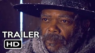 Nonton The Hateful Eight Official Trailer #1 (2016) Samuel L. Jackson, Quentin Tarantino Movie HD Film Subtitle Indonesia Streaming Movie Download