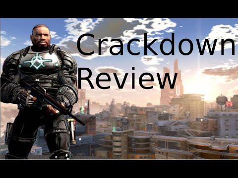 Is This Classic Misrepresented? CRACKDOWN Review