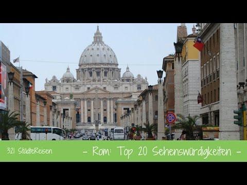 Rom - Die Top 20 Sehenswürdigkeiten / StädteReisen