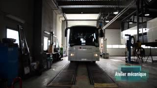 Présentation d'entreprise   Cars du Pays d'Aix CPA