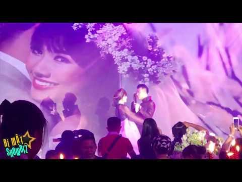 [8VBIZ] - Trấn Thành vừa hát vừa khóc trong đám cưới với Hari Won - Thời lượng: 14:10.