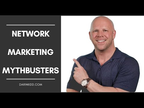 Network Marketing Mythbusters —  Only People at the Top Make Money