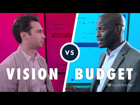 Making It - Ep1 - Budget Bombshell (Film Budgeting & Script Breakdowns)