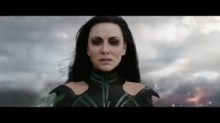 In Marvel Studios' 'Thor: Ragnarok', Thor is imprisoned on the other side of the universe without his mighty hammer and finds himself in a race against time to get back to Asgard to stop Ragnarok—the destruction of his homeworld and the end of Asgardian civilization—at the hands of an all-powerful new threat, the ruthless Hela. But first he must survive a deadly gladiatorial contest that pits him against his former ally and fellow Avenger—the Incredible Hulk!