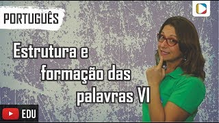 Neste vídeo, estudaremos a estrutura e formação das palavras. Acesse nosso site www.aulade.com.br e estude com a melhor...